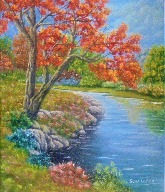 L'arbre et l'eau